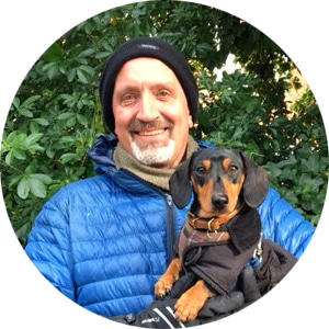 Introducing Don – our dog walker in Wandsworth, Battersea & Clapham